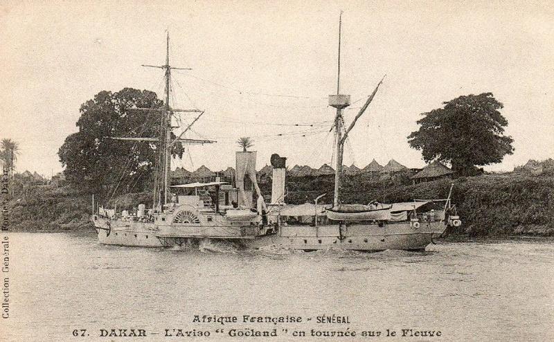 * GOÉLAND (1883/1911) * Aviso_13
