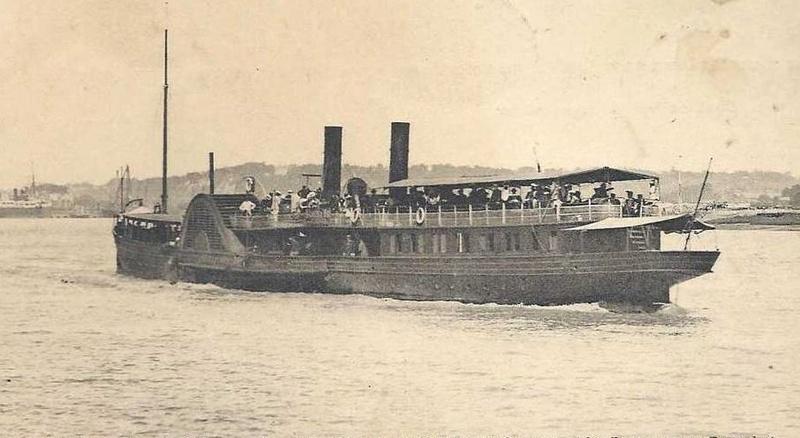 Garonne - * GIRONDE ET GARONNE (1915/1916) * Bytime14