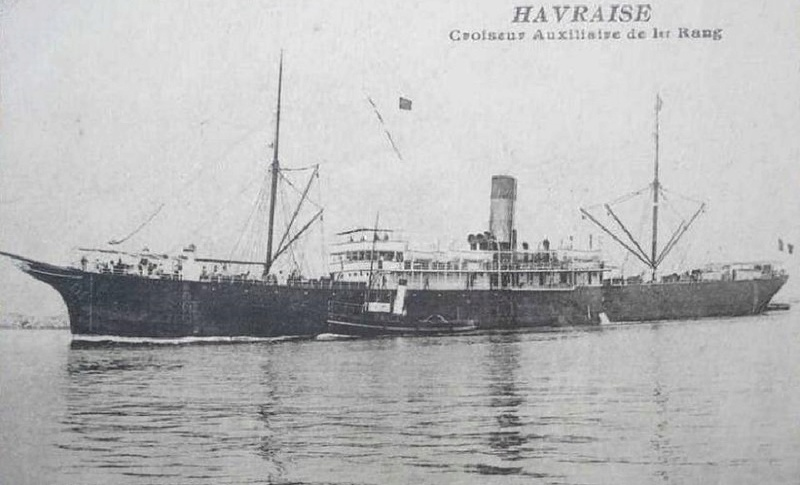 * HAVRAISE (1915/1917) * Bytime15