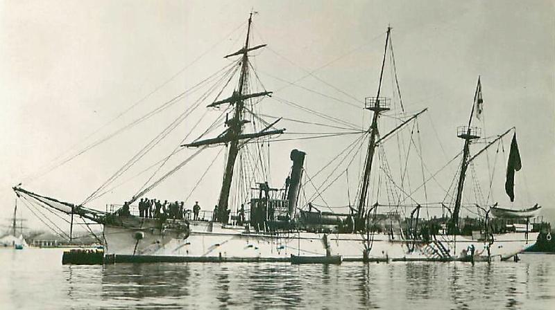 * GABES (1884/1914) * Canonn14