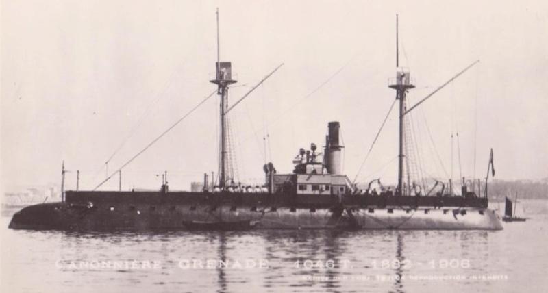 * GRENADE (1888/1906) * Canonn15