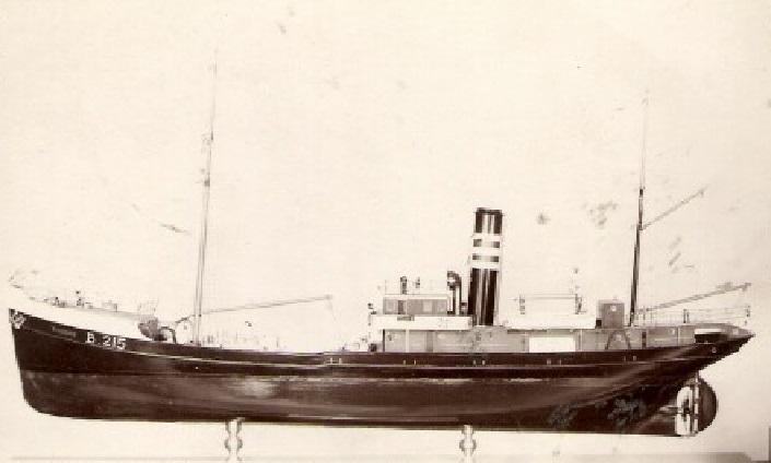 * AFRIQUE II (1915/1919) * Chalut10
