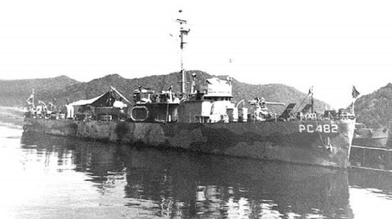 * L'ENJOUÉ (1944/1945) * Corv_f10