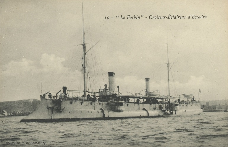 * FORBIN (1890/1919) * Croise13