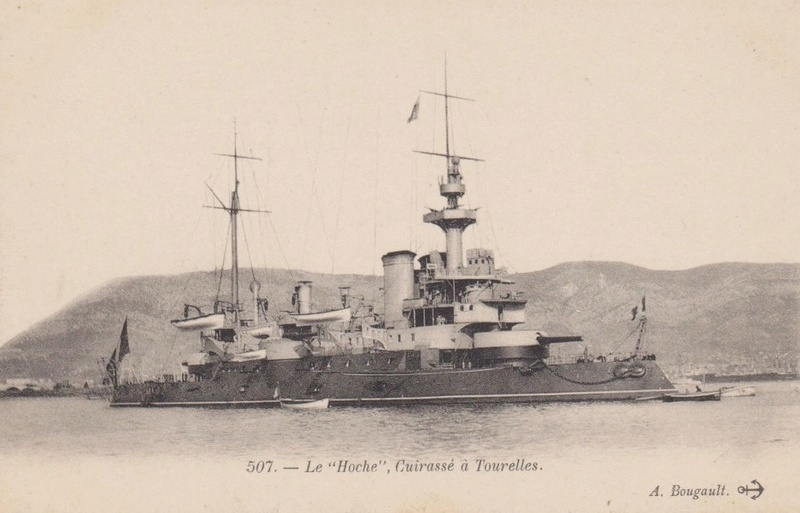 * HOCHE (1890/1911) * Cuiras13