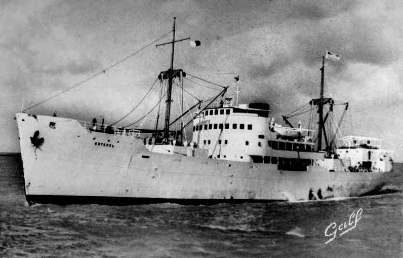 * ESTEREL (1939/1940) * Dieppe10