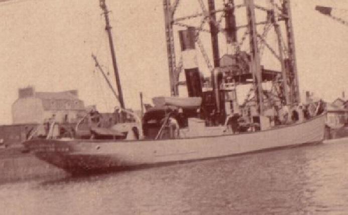 * FLANDRE II (1915/1919) * Drague11