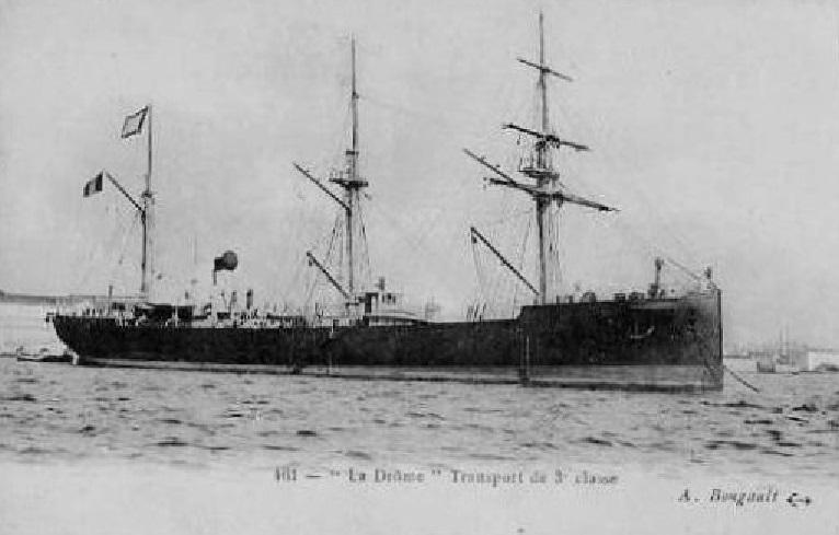 * DROME (1887/1918) * Drome_11