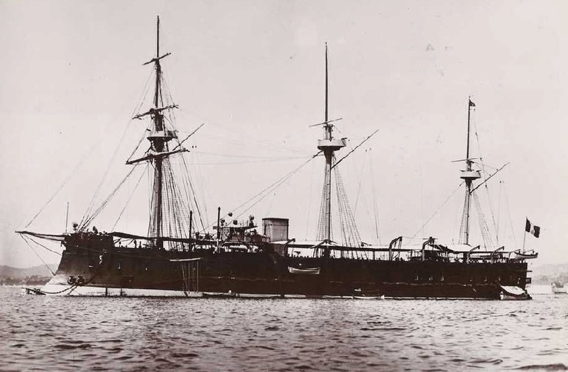 * FRIEDLAND (1874/1904) * Frygat10