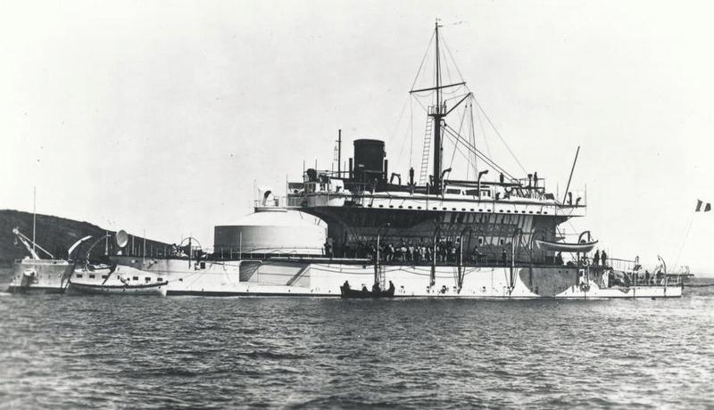 * FULMINANT (1885/1908) * Garde-10