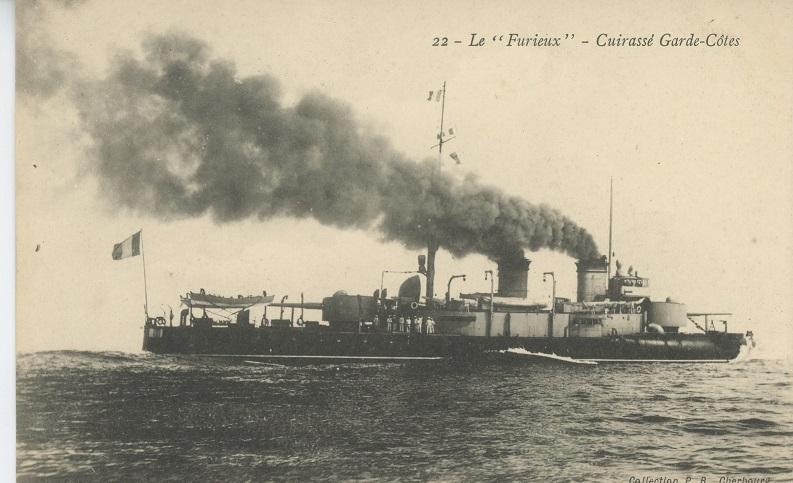 * FURIEUX (1888/1913) * Garde-12