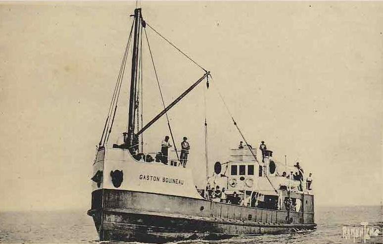 * GASTON BOUINEAU (1939/1940) * Gaston10