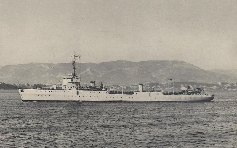 * GLADIATEUR (1935/1942) * Mouill10