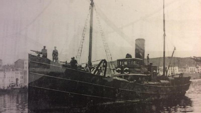 * GRONDIN I (1916/1919) * Patrou17