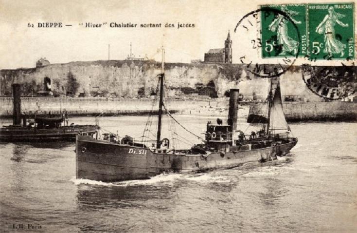 * HIVER (1915/1919) * Patrou23