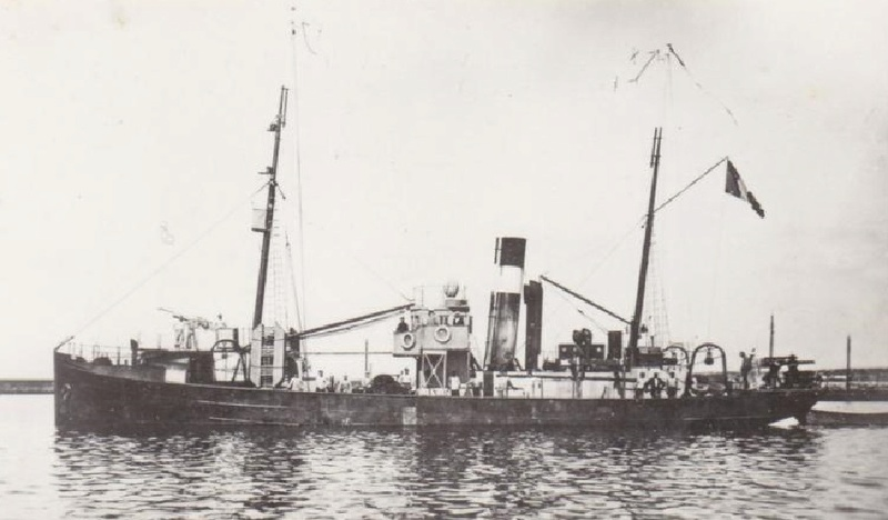 * HORTENSIA (1917/1920) * Patrou24