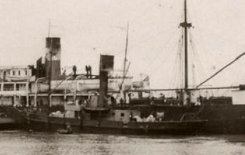 * FOLGOET (1899/1923) * Remorq12