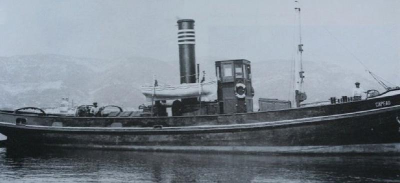 * GAPEAU (1937/1948) * Remorq17