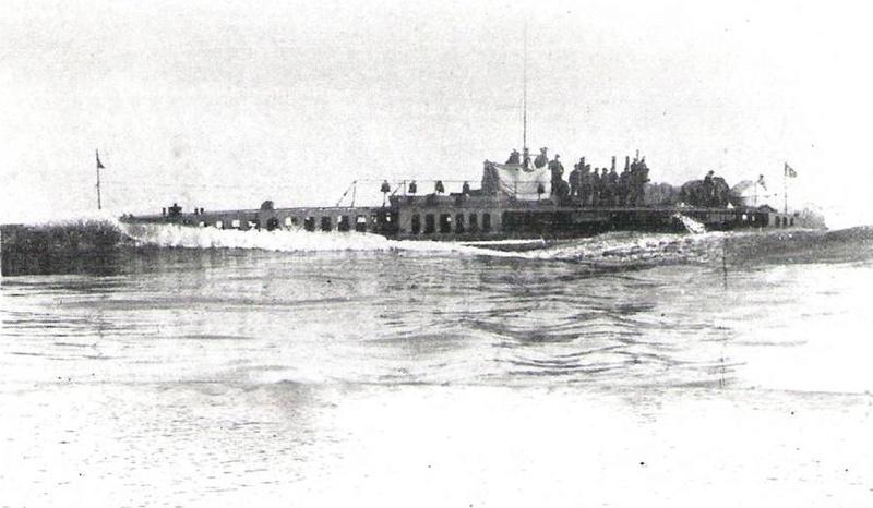 * FARADAY (1912/1921) * Sous-m12