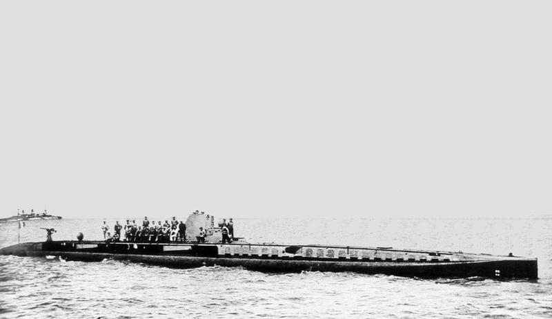 * FOUCAULT (1914/1916) * Sous-m14