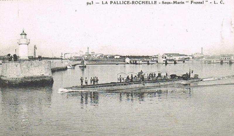 * FRESNEL (1911/1915) * Sous-m16