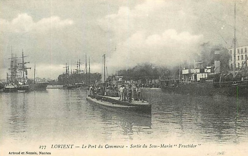 * FRUCTIDOR (1910/1919) * Sous-m19