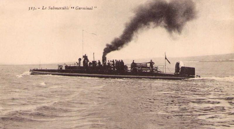 * GERMINAL (1908/1919) * Sous-m23