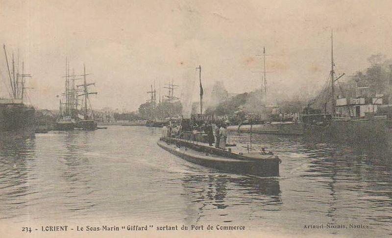 * GIFFARD (1910/1919) * Sous-m24