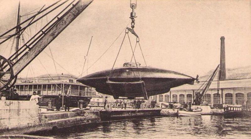 * GOUBET N°1 (1887/1891) * Sous-m28