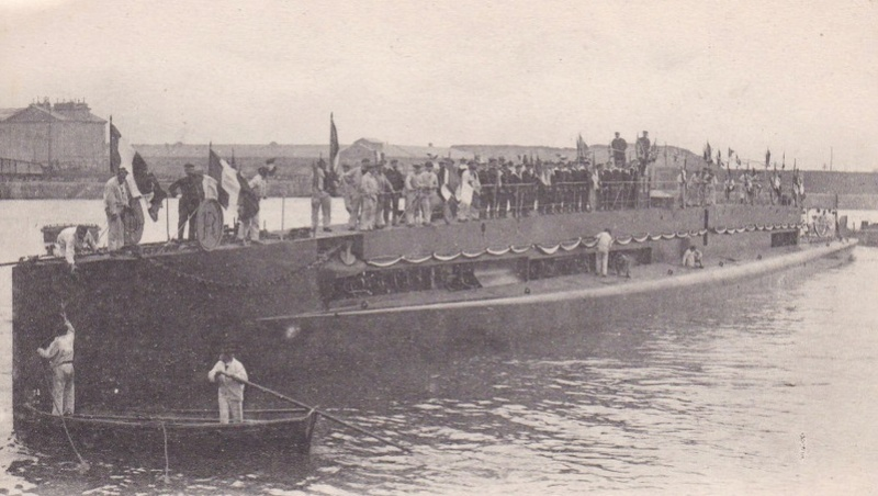 * GUSTAVE ZEDE (1914/1937) * Sous-m33