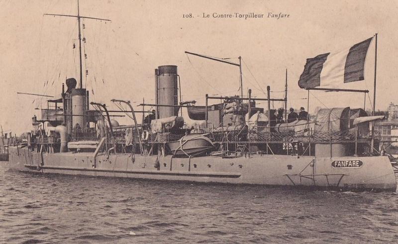 * FANFARE (1908/1925) * Torpil11