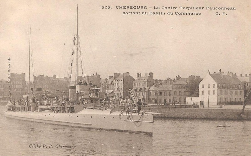 * FAUCONNEAU (1900/1921) * Torpil14