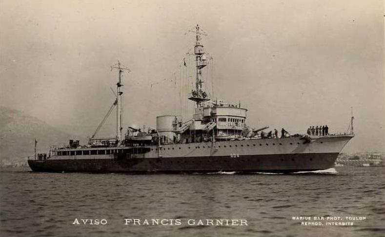 * FRANCIS GARNIER (1913/1926) * Torpil20
