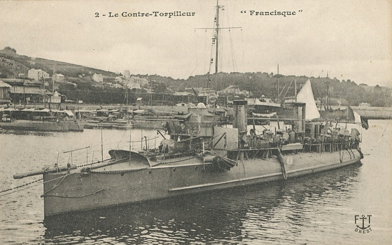 * FRANCISQUE (1904/1921) * Torpil21