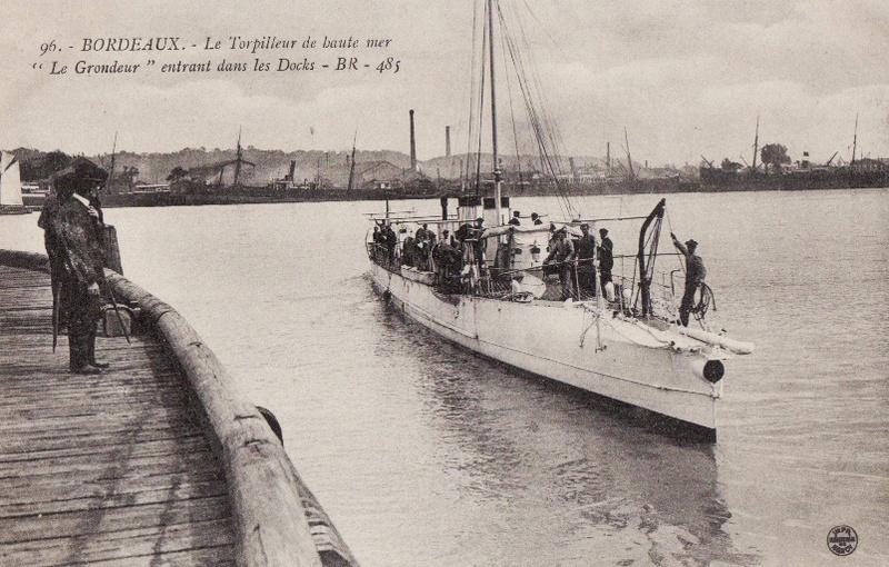 * GRONDEUR (1892/1925) * Torpil26
