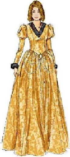 Les robes portées Rosaba10