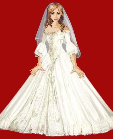 Les robes portées Rosama10