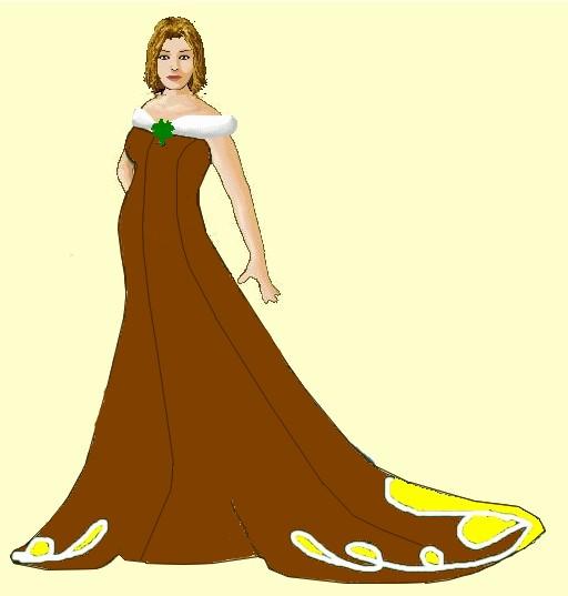 Les robes portées Rosato10