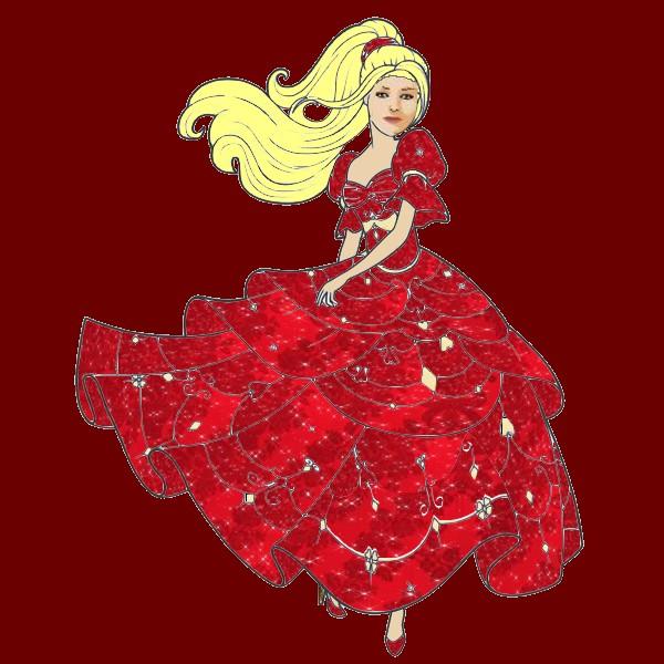 Les robes pas encore portées Rouge10