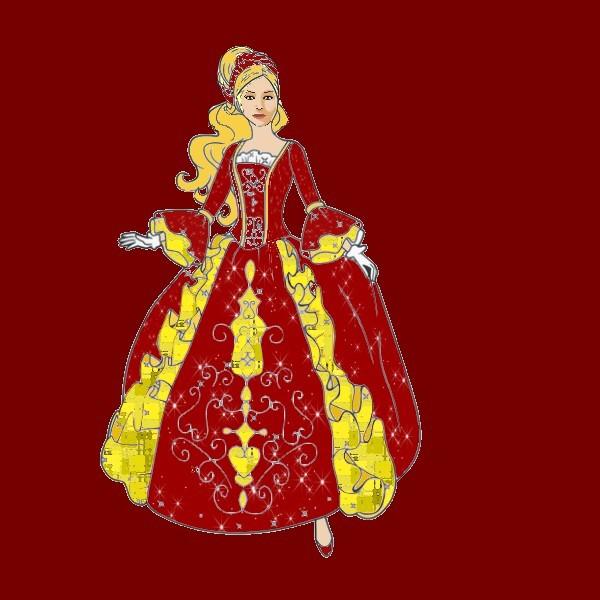 Les robes portées Rougee10