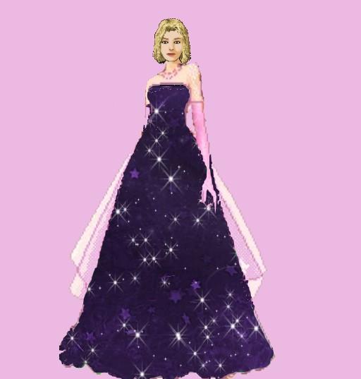 Les robes pas encore portées Violet11