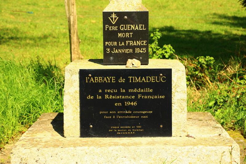 Abbaye cistercienne de Timadeuc (Morbihan) Img_5210