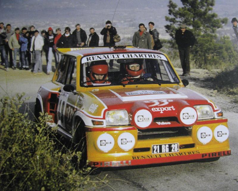 Les Renault 5 turbo de fpfp - Page 5 1985va10