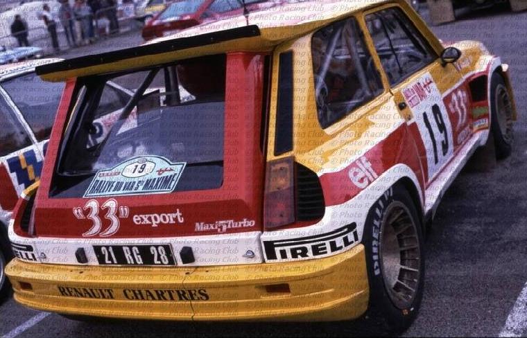 Les Renault 5 turbo de fpfp - Page 5 Auriol12