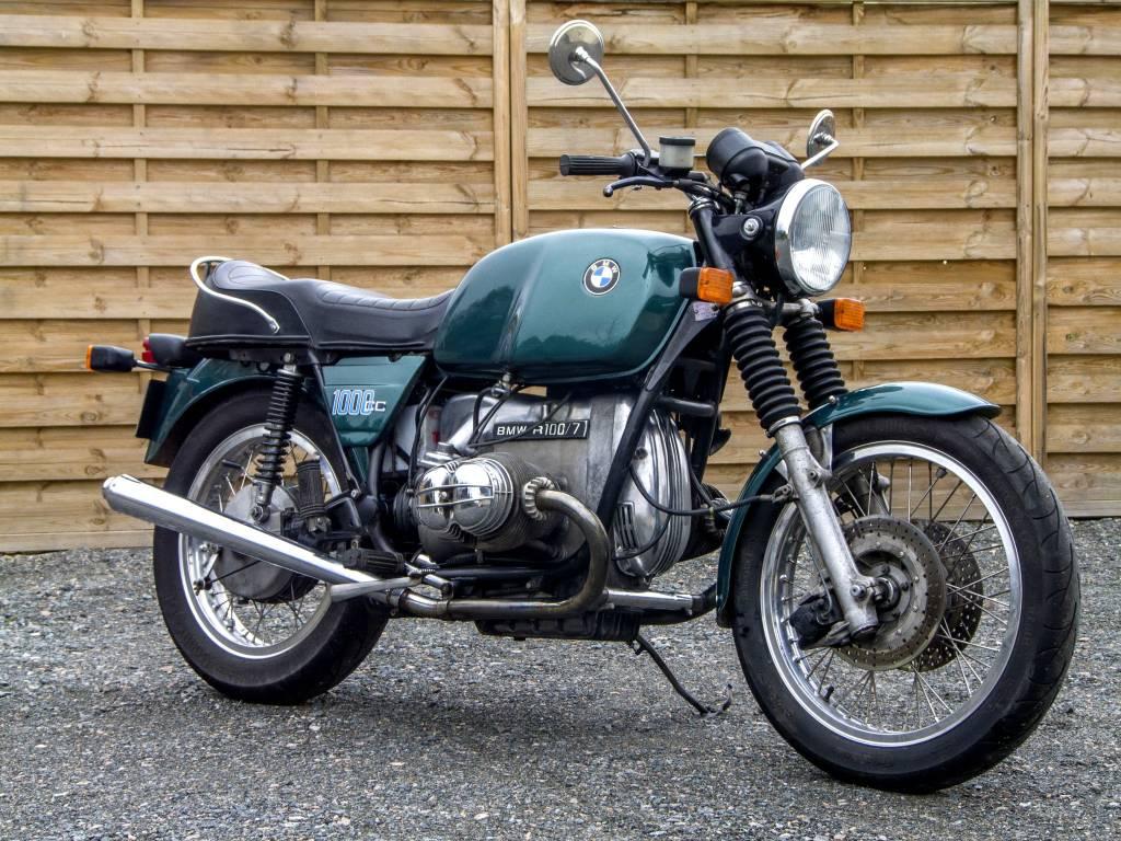 La petite dernière : R100/7 de 1977 P1350211