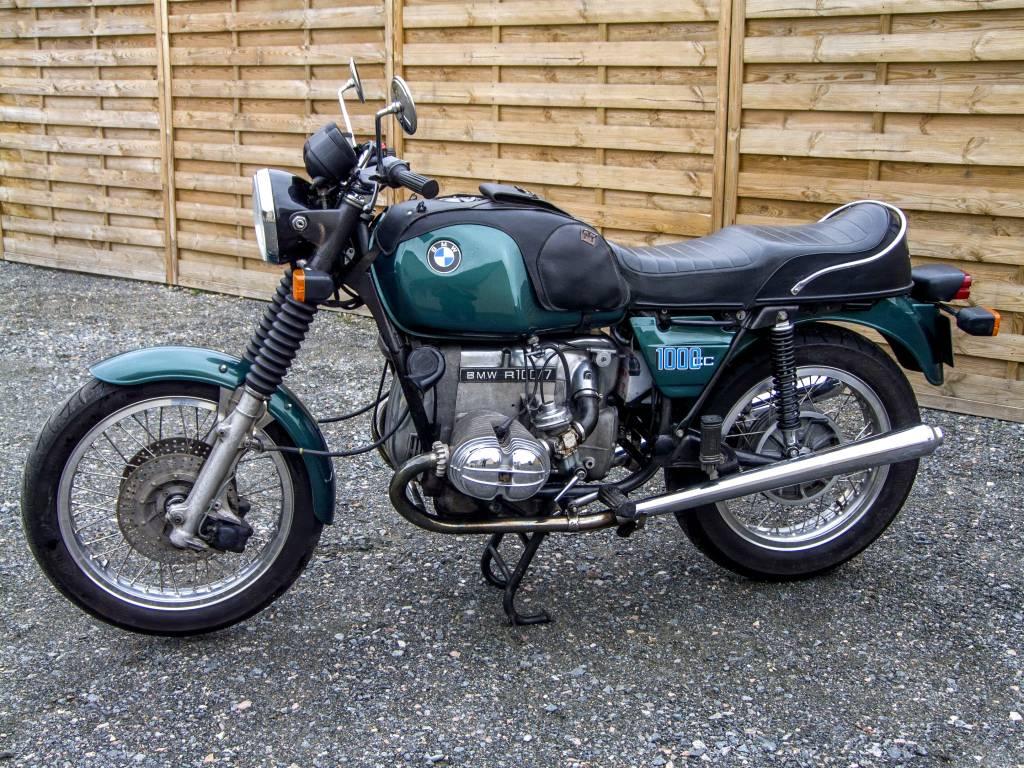 La petite dernière : R100/7 de 1977 P1350213