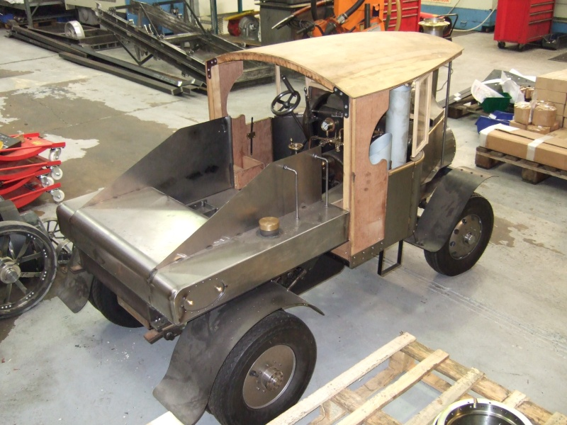 """For Sale - 4.5"""" Foden SWB Control Model Foden_11"""