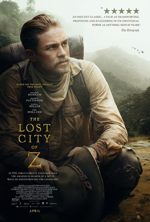 Lost City Of Z : La cité perdue de Z (2017) Action, Historique, Aventure - Page 2 C79ulh10