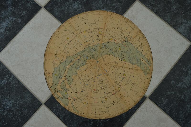 Carte du ciel et livre astronomique de 1880  Dsc_0110