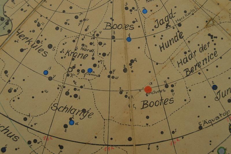 Carte du ciel et livre astronomique de 1880  Dsc_0116